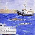 ベニスの船(イタリア)06・1・1掲載